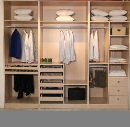 衣柜内部结构图,你用对了么