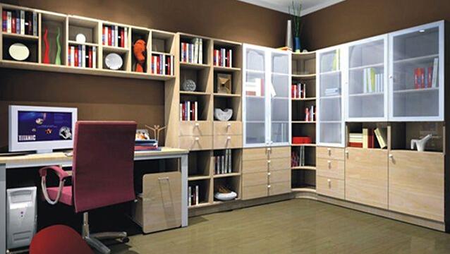 书柜尺寸三要素――实用、空间、设计