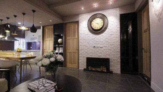小户型改造,小户型案例,现代简约风格装修,美式休闲风格装修,老房改造,