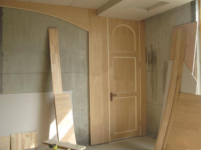 家装木工施工工艺流程6:门与窗的制作