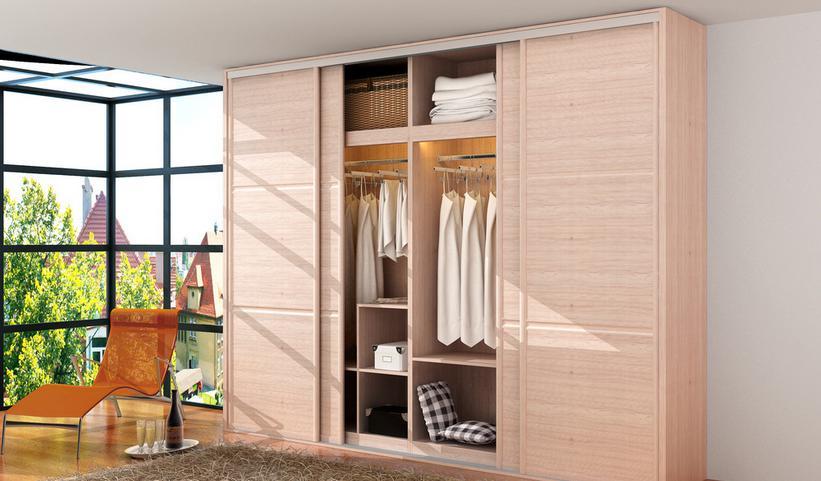 有哪些实用的室内衣柜设计图-维意定制家具商城