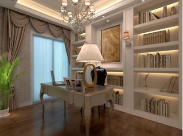 欧式书房设计