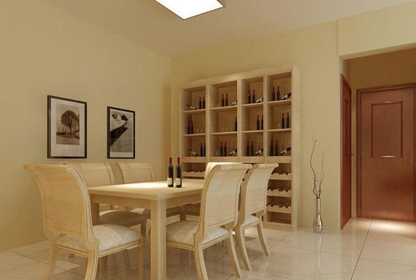 餐厅与客厅酒柜设计-维意定制家具商城
