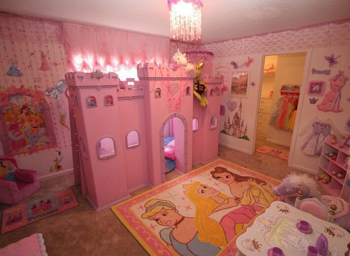 如何装修才能拥有芭比娃娃的卧室-维意定制家具商城
