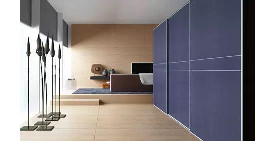 卧室衣柜移门效果图 精致的室内衣柜