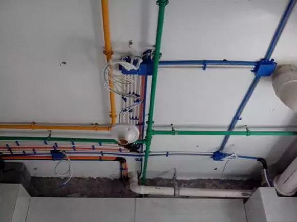 卫生间水电安装步骤及规范