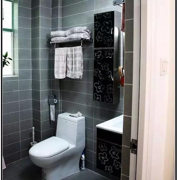 厕所 家居 设计 卫生间 卫生间装修 装修 586_598