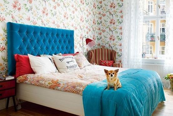 背景墙 床 房间 家居 家具 设计 卧室 卧室装修 现代 装修 554_373
