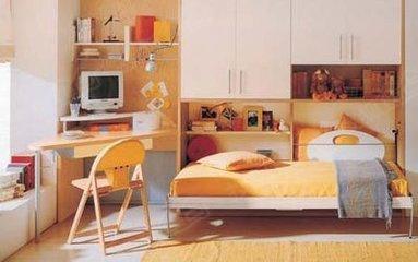小户型卧室装修图好处多多