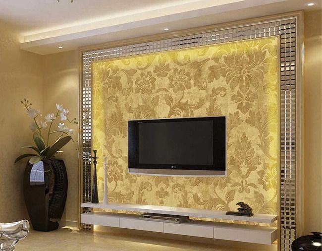 电视墙设计图片推荐,怎么做电视墙设计
