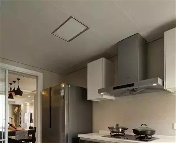 聊聊装修卫生间能不能用石膏板吊顶?图片