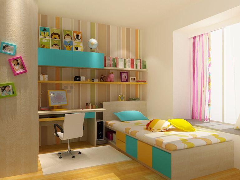 儿童房 设计