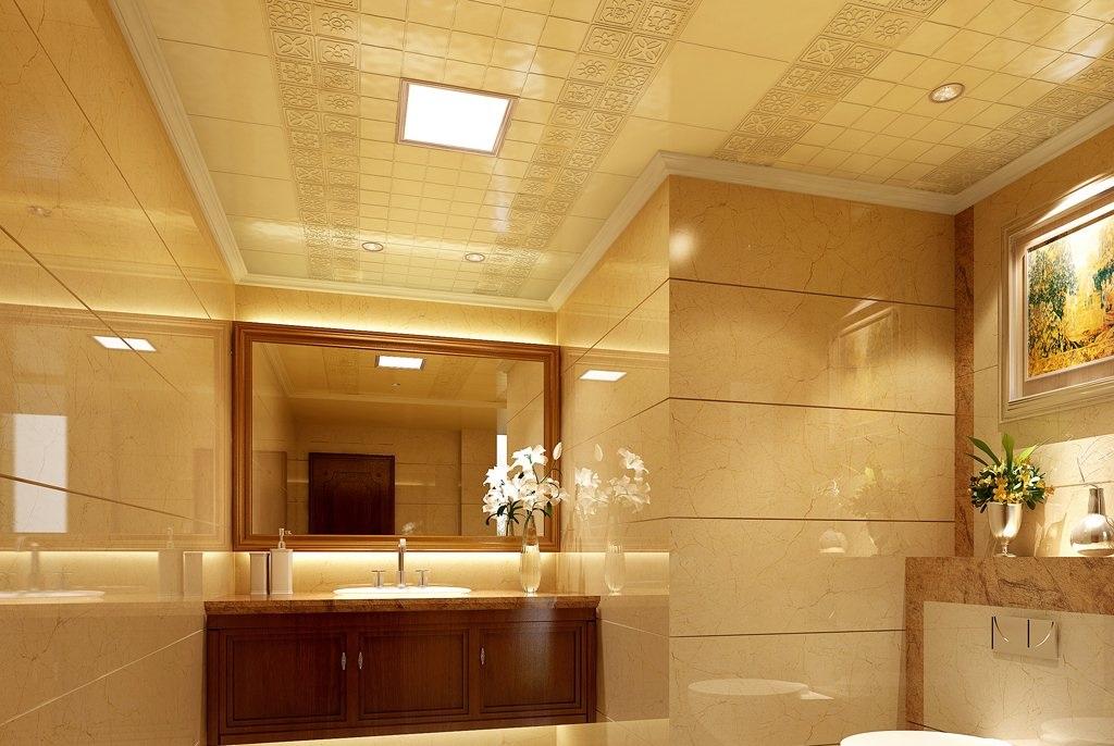 厨房,卫生间吊顶材料,可以用哪些?