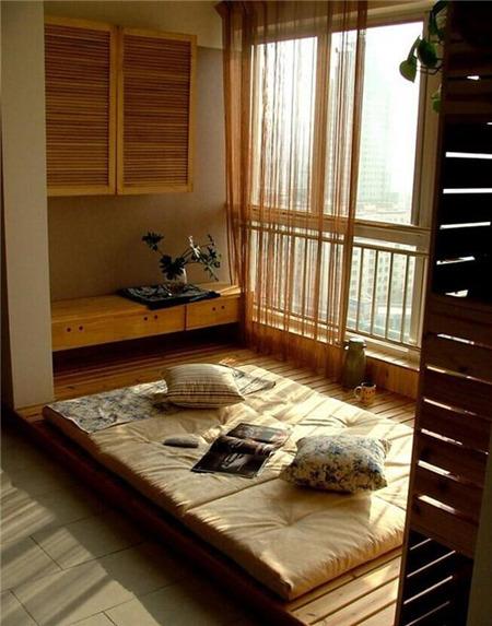 小户型阳台改卧室要怎么改呢?