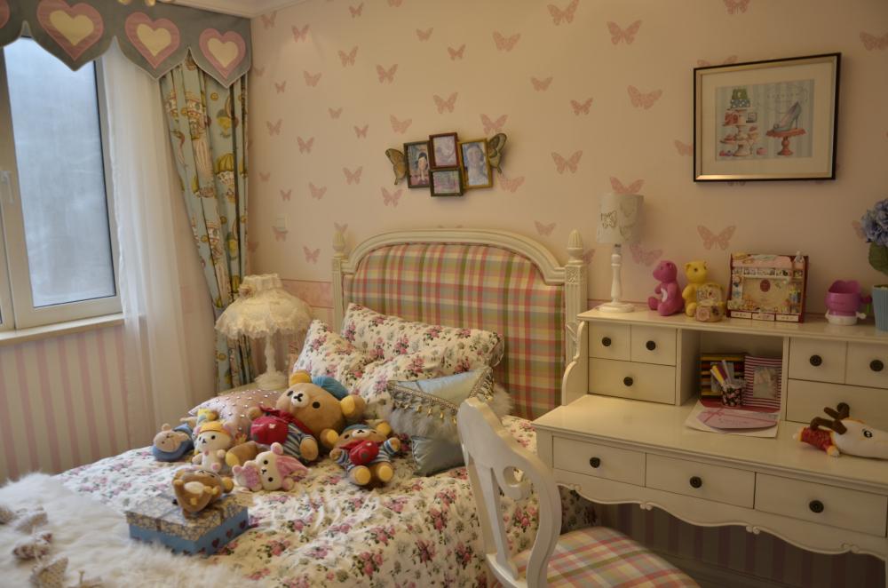 地中海儿童房造型欣赏图片