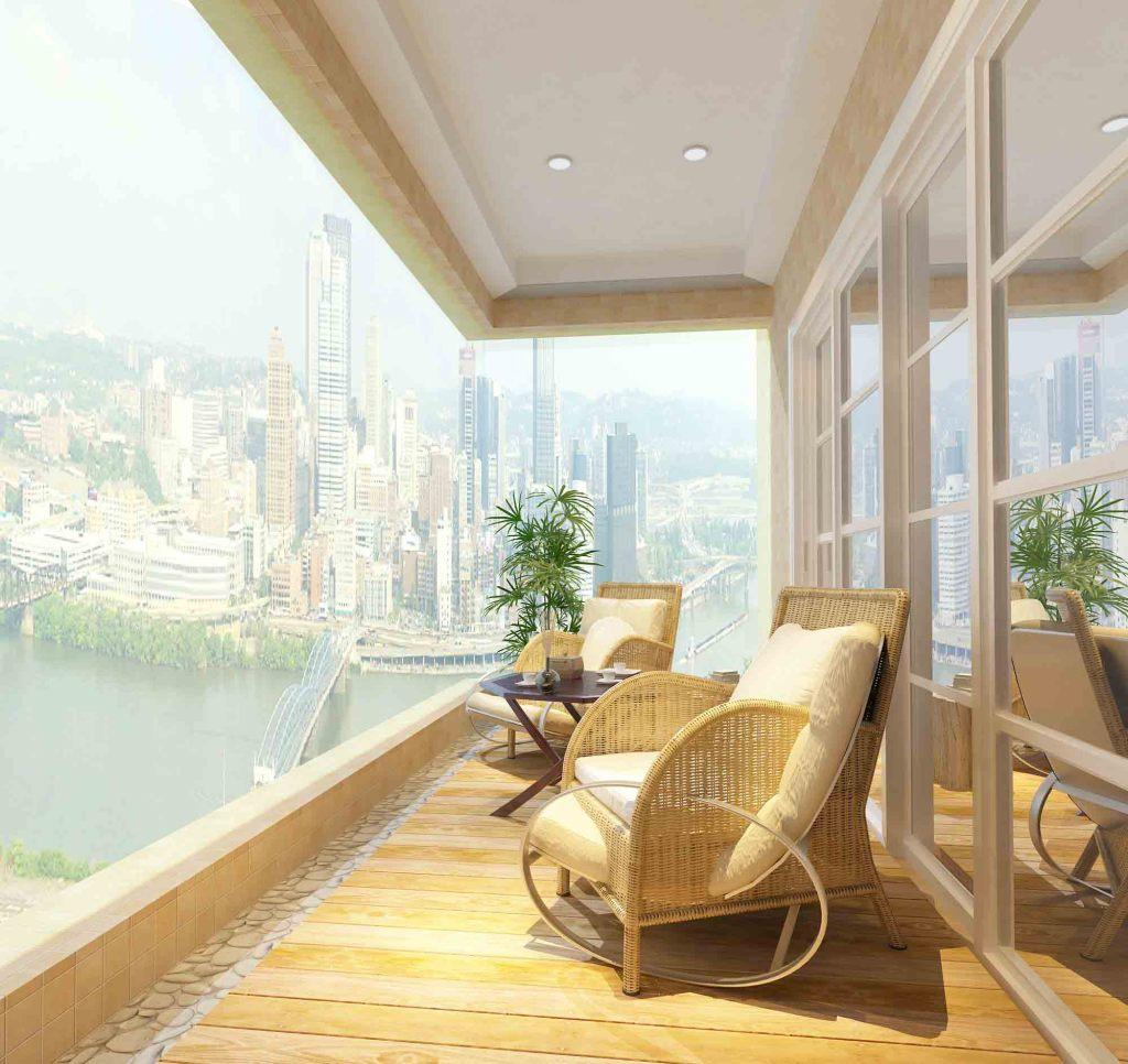 室内阳台风格分类,室内阳台装修注意事项
