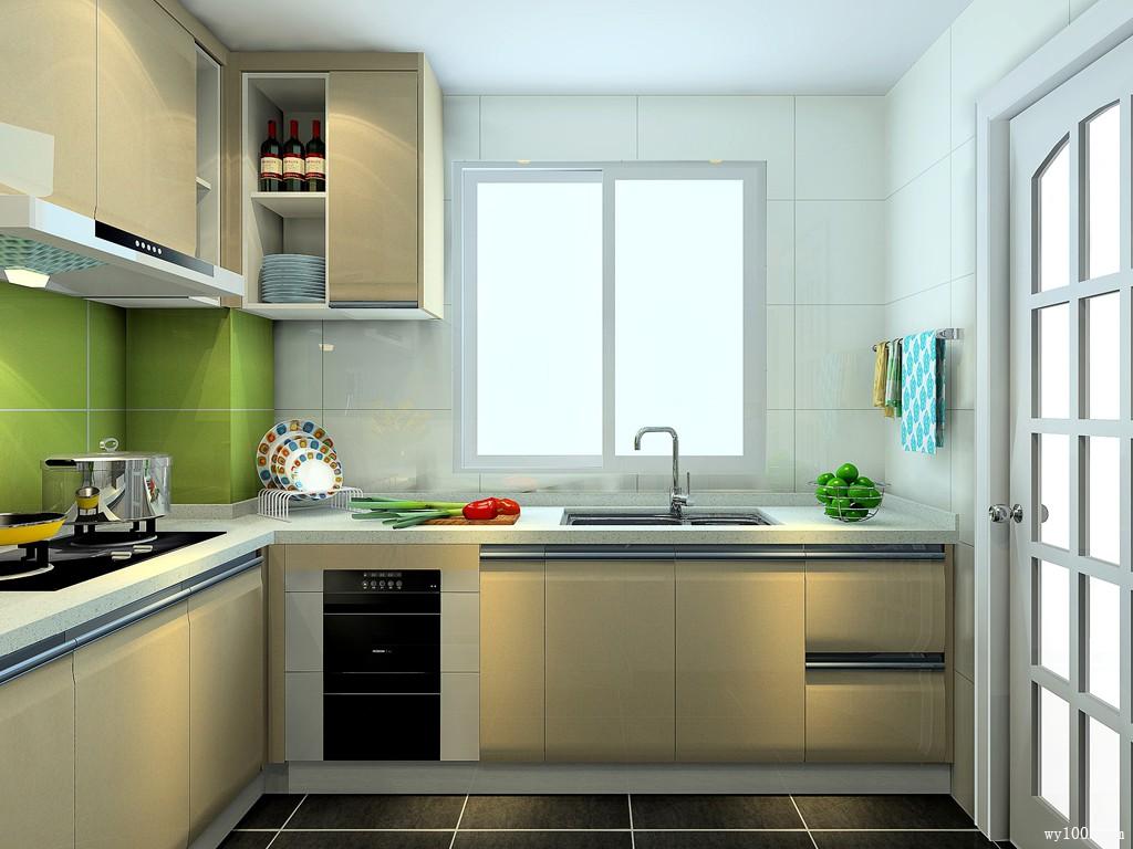 厨房吊柜如何安装?注意事项有?图片