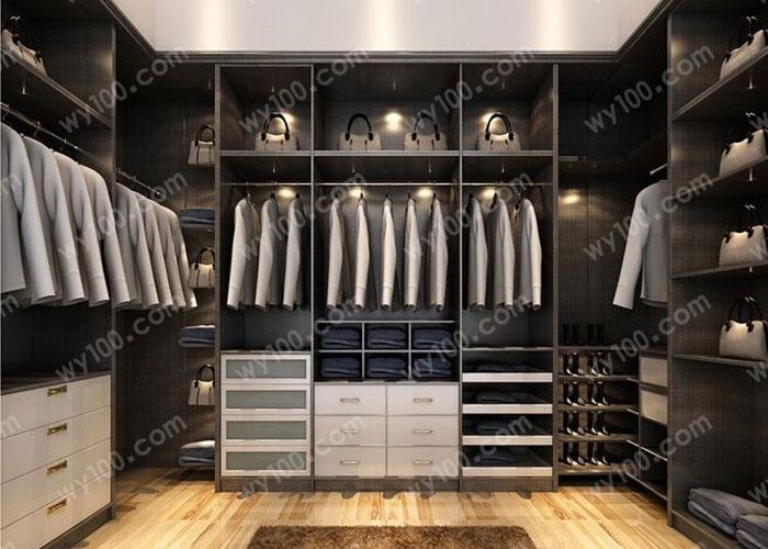 步入式衣柜设计功能如何区分--维意定制