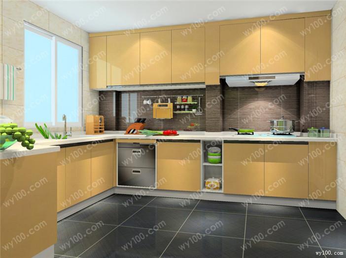 厨房装修设计风水--维意定制网上商城