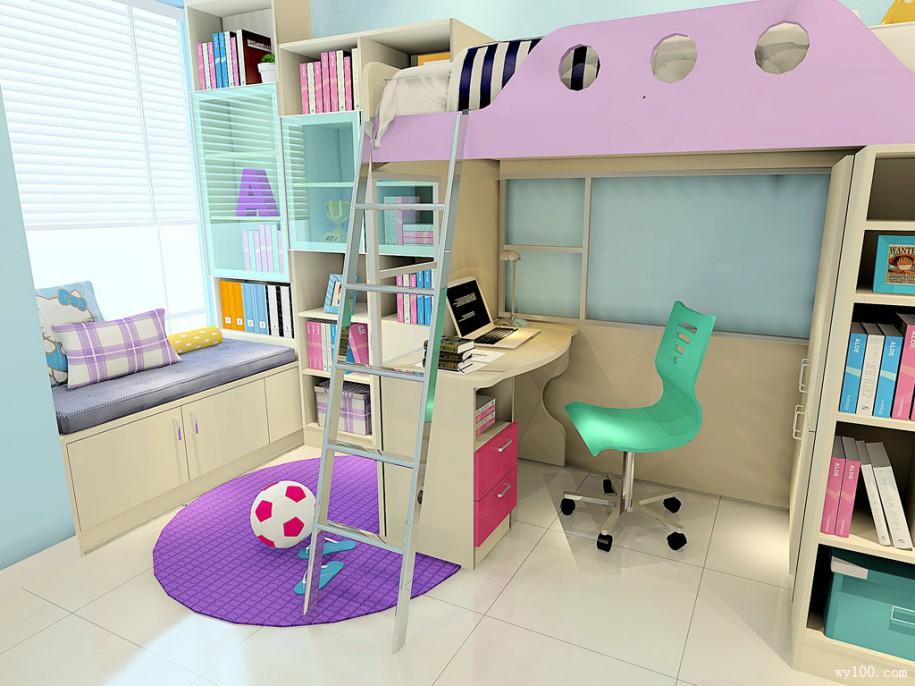 应该如何选择实木儿童书柜呢