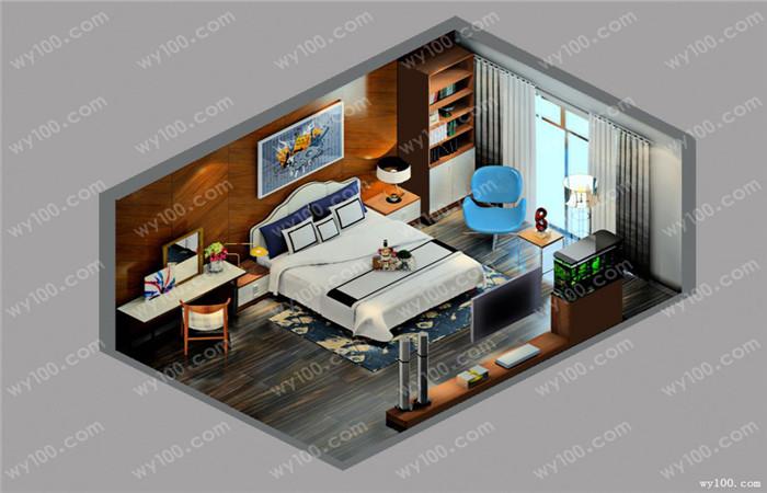 卧室梳妆台--维意定制网上商城