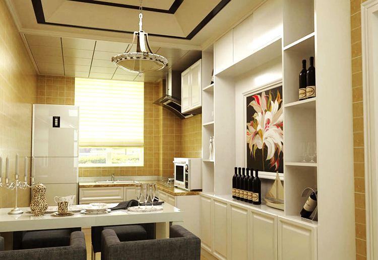 实木酒柜隔断和不锈钢酒柜的区别