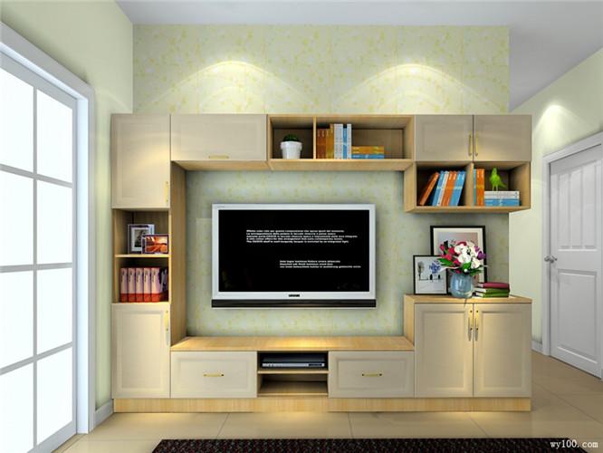 组合电视柜--维意定制网上商城