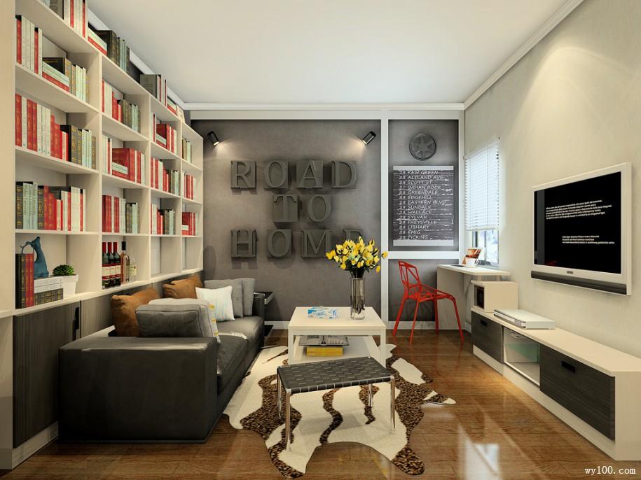 如何考虑客厅装修电视墙效果