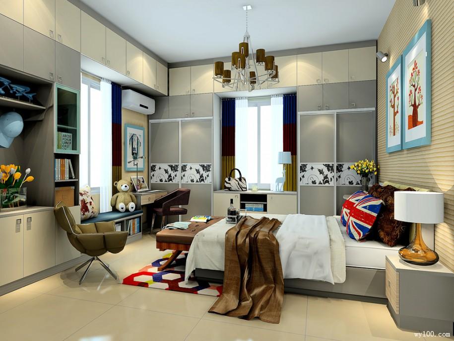 客厅隔断卧室造型设计在家庭装修中的主要优势
