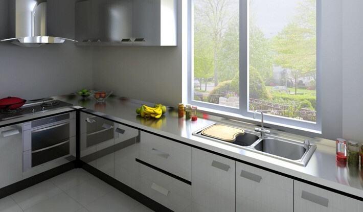 橱柜柜体用不锈钢好吗--维意定制家具网上商城