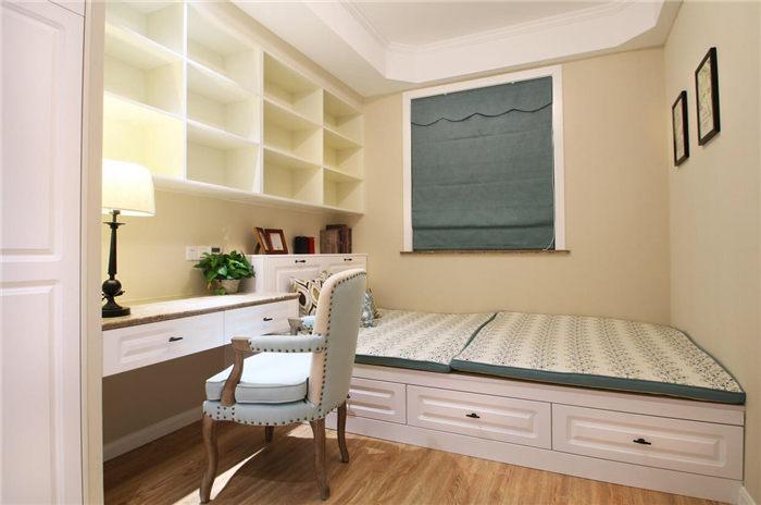 4平米小卧室榻榻米--维意定制家具网上商城