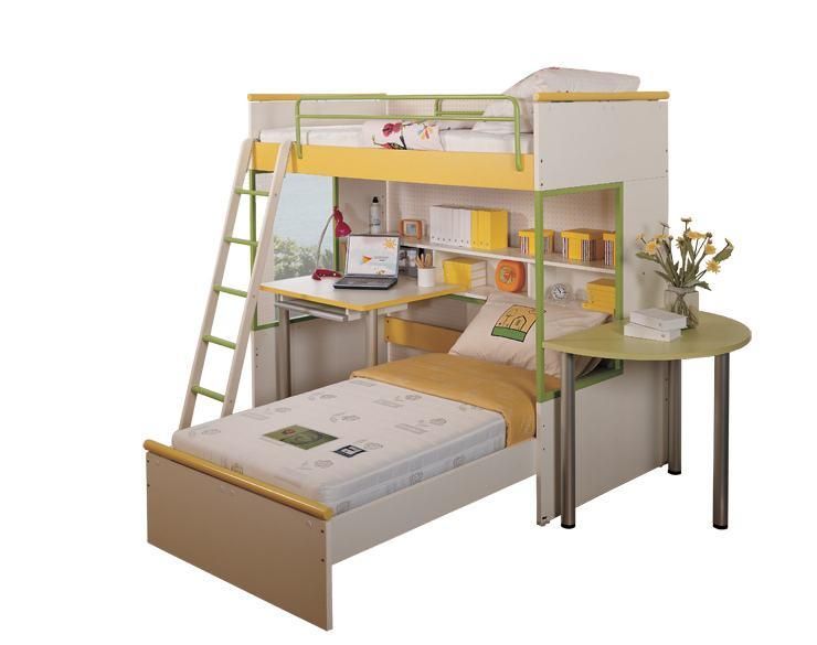 儿童房设计上下床如何打造?图片