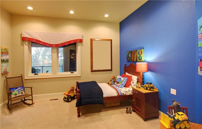 儿童房墙纸不好吗--维意定制家具网上商城
