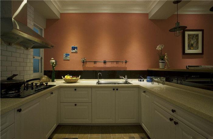 老房厨房改造方案--维意定制家具网上商城