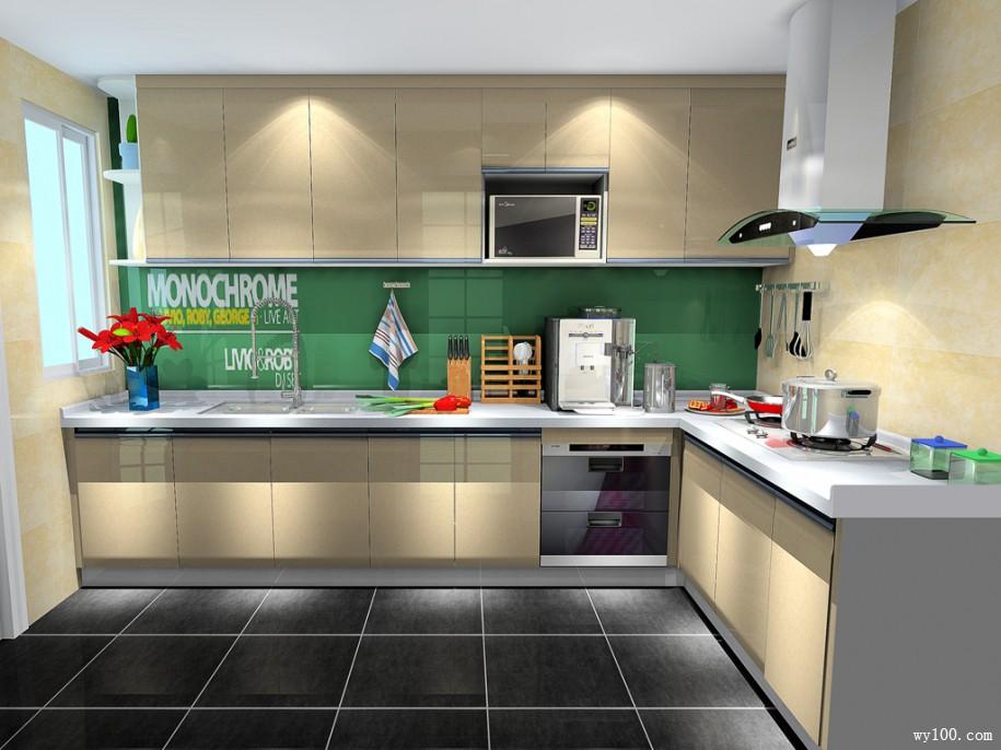 厨房设计风格有哪些呢?
