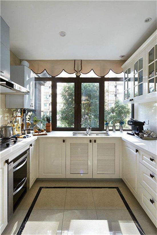 3平米特小厨房如何装修--维意定制家具网上商城