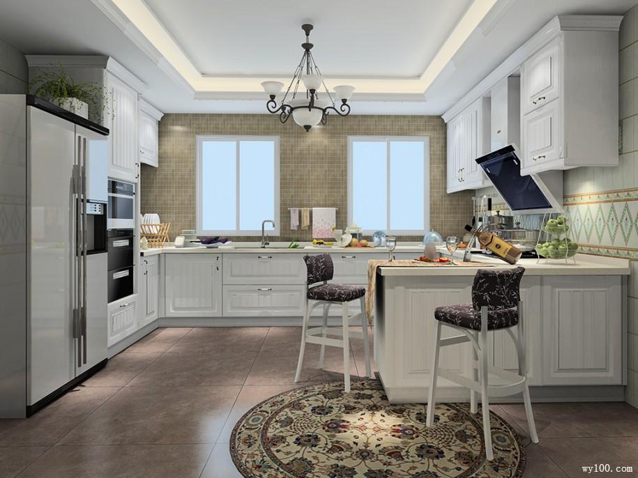 厨房设计技巧有哪些?