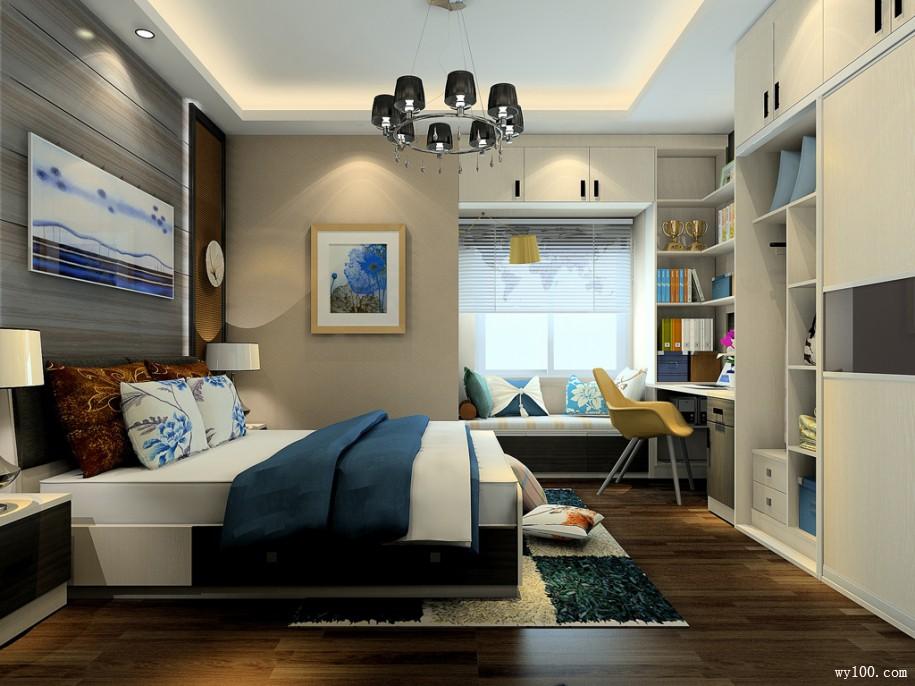 卧室颜色搭配技巧大揭秘