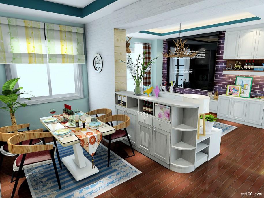 小户型客厅餐桌和茶几如何选择?