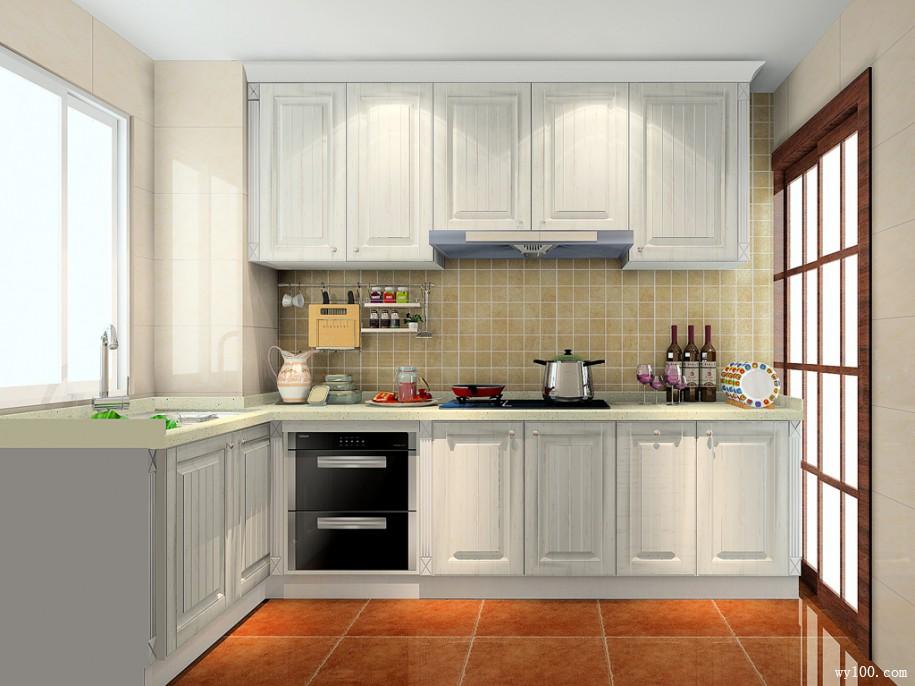 开放式厨房的餐桌放在哪里合适?