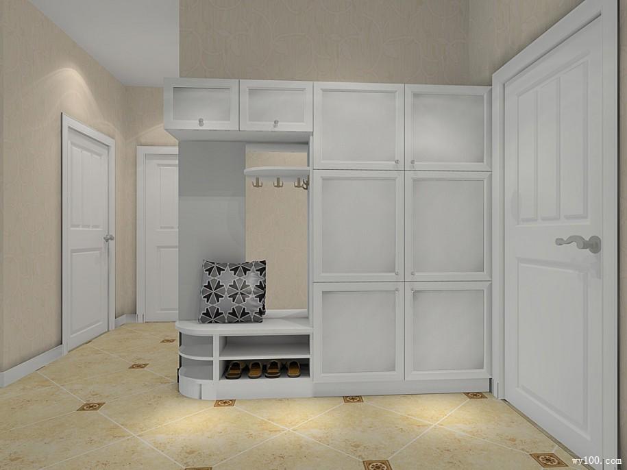 鞋柜正对大门如何化解的三个方法