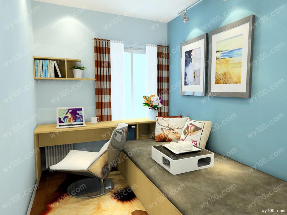 卧室书柜摆放风水,打造舒适家居