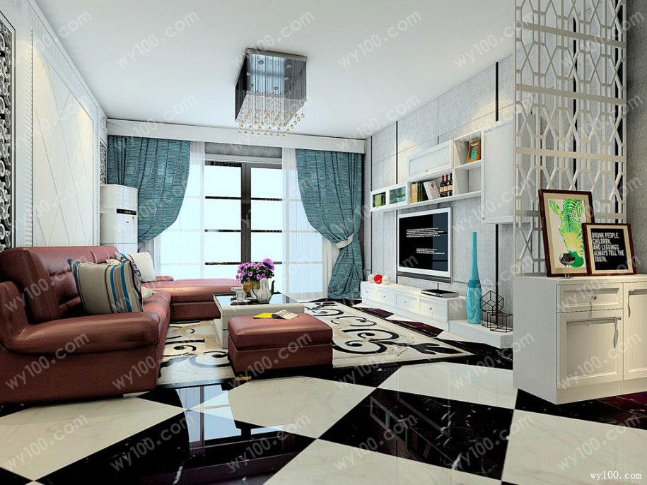 美式客厅装修要点,你知道多少?