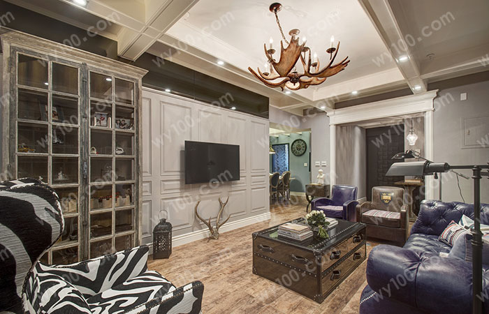 """客厅装饰柜怎么设计最好?""""心机柜""""设计攻略。"""