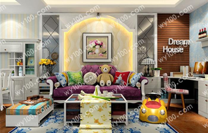 好看的客厅装修风格让您的客厅颜值升级