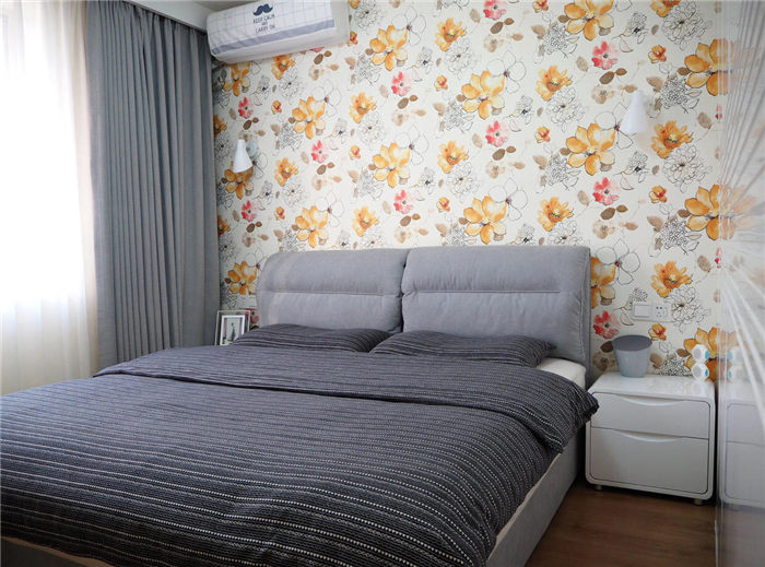 带你走进不同风格的卧室家具颜色搭配
