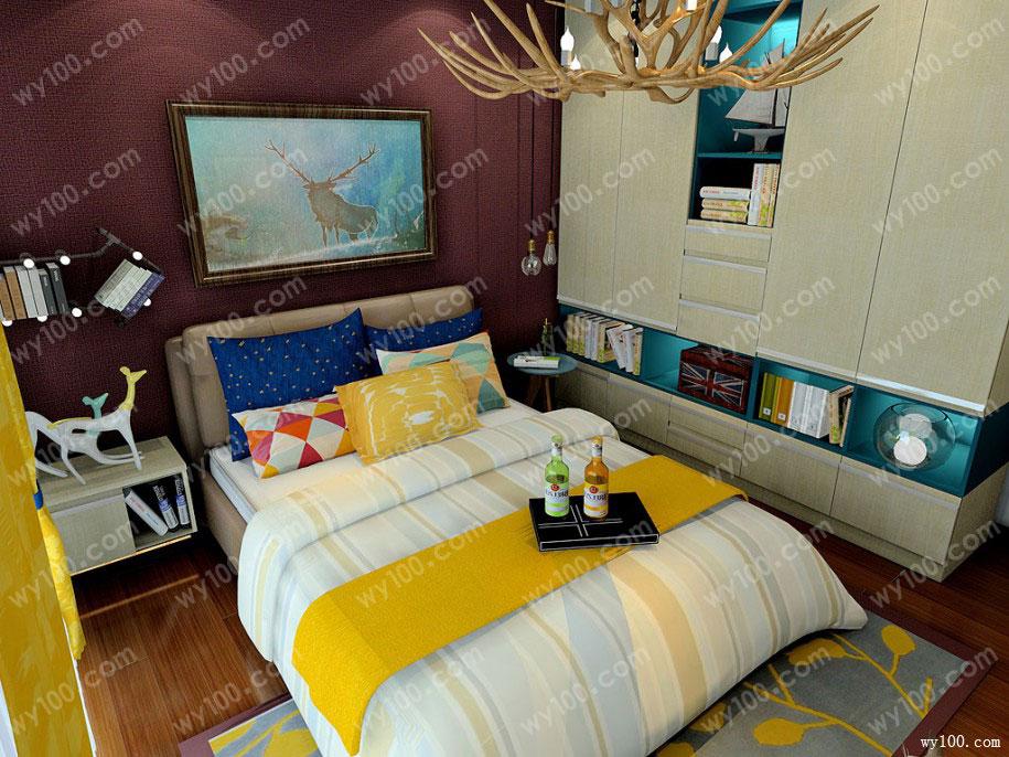 四平米儿童房空间利用方法,你知道吗?