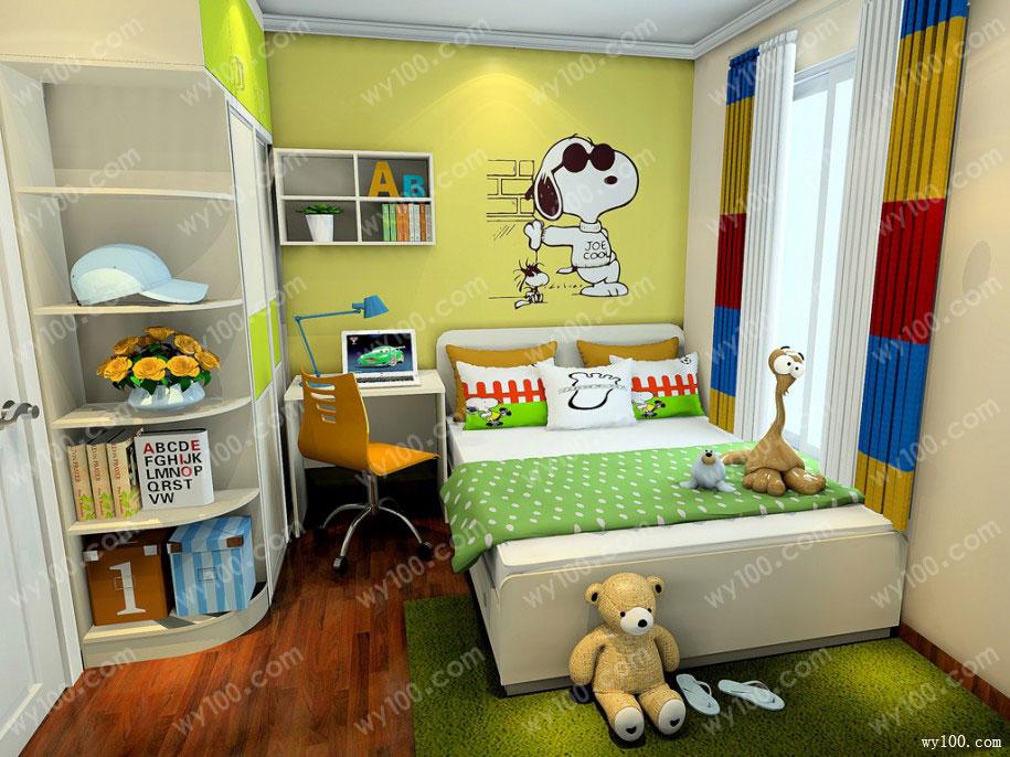你知道如何布置儿童书房吗?