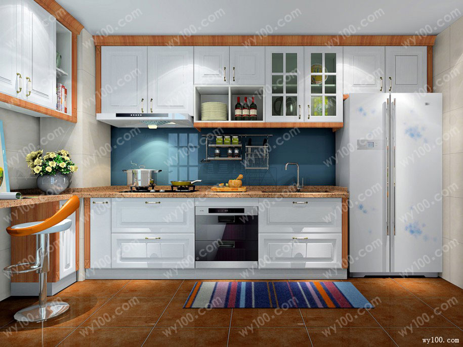 家装中整体厨房用什么材料好?