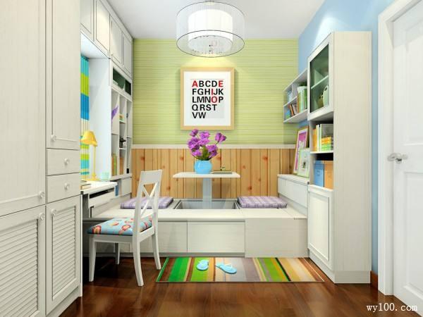 地板家具顏色搭配二,根據面積選擇